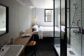 <div class='captionBox title'>【新宿】紐約風格的「CEN DIVERSITY HOTEL & CAFÉ」為日本畫下第一道彩虹</div>