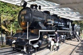 <div class='captionBox title'>【東京親子遊】滿足鐵道迷小孩的秘密基地「「青梅鐵道公園」</div>