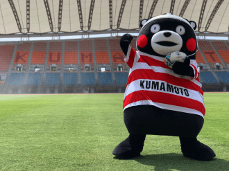 <div class='captionBox title'>來與熊本的人氣明星・熊本熊相見吧!詳細介紹熊本熊出沒地點以及熊本熊的活動秘辛</div>