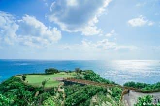 沖繩自駕遊自由行_知念岬公園