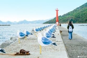 <div class='captionBox title'>從瀨戶內海的女木島、男木島,一路吃回高松的文藝美食一日遊!</div>