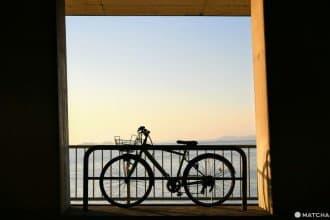 <div class='captionBox title'>【香川】海景、美食、溫泉!在父母濱來趟自行車之旅吧!</div>