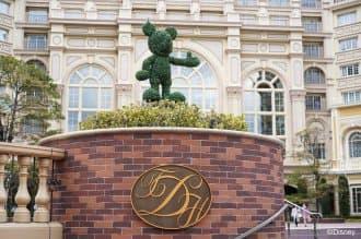 พาครอบครัวเที่ยว สัมผัส 9 มนต์เสน่ห์ โรงแรมโตเกียวดิสนีย์แลนด์ (Tokyo Disneyland Hotel)