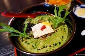 kyoto vegan food