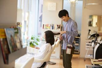 日本美容院