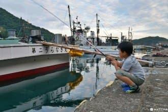 <div class='captionBox title'>與海共生的伊根町,最美麗的風景叫「日常」</div>