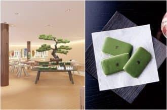 <div class='captionBox title'>下次來這買京都伴手禮!在抹茶綠的森林中,逛街吃甜點!</div>