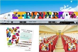 <div class='captionBox title'>巴斯、胡迪帶你玩九州!「PIXAR 皮克斯」新幹線列車即將出發囉!</div>