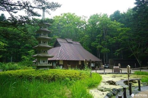 Oshino Shinobi No Sato - Family-Friendly Ninja Fun Near Mt