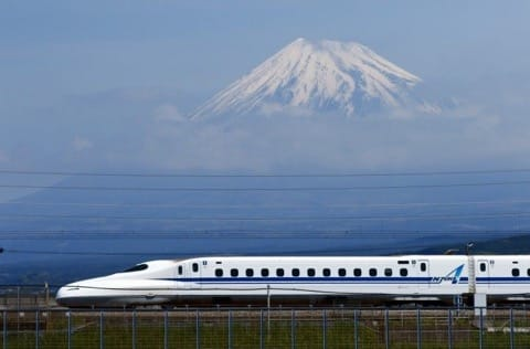Image result for shinkansen