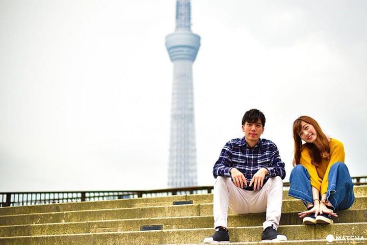 東京天氣11月12月服裝穿搭示範(關東天氣篇)