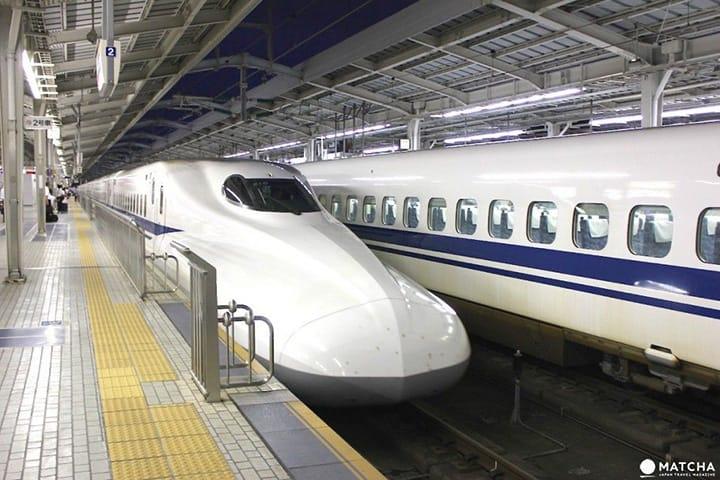 รวมวิธีการซื้อตั๋วและขึ้นรถไฟ ชินคันเซ็น รถบัส รถบัสด่วน และรถแท็กซี่