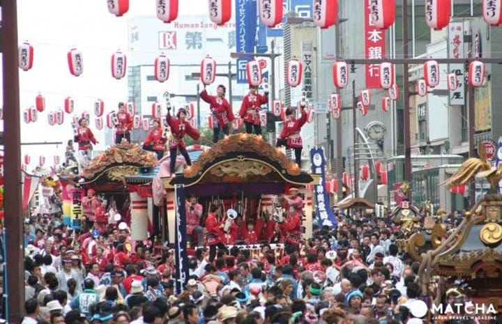 Japan's Summer Festivals - How To Enjoy The Famous Matsuri