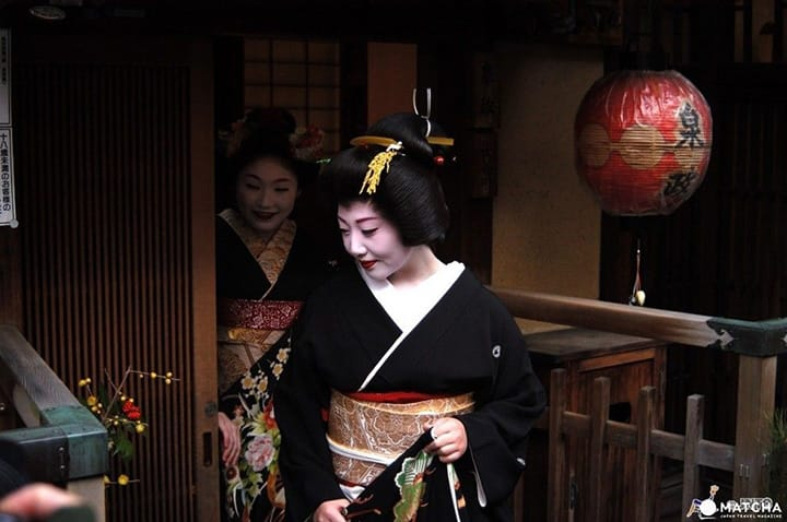 The World Of Maiko And Geiko - How To Meet Them