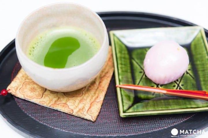日本具代表性和菓子〜最中、八桥、米粉糕、丸子、金锷、馒头〜
