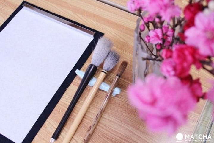 Kelas Kaligrafi Shodo, Seni Tradisional Jepang untuk Wisatawan