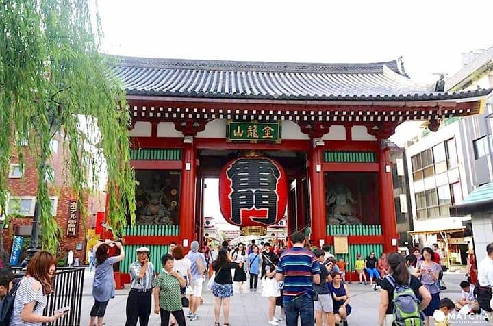 Asakusa Guide: Sensoji Temple, Nakamise-dori, Tokyo Skytree and More!