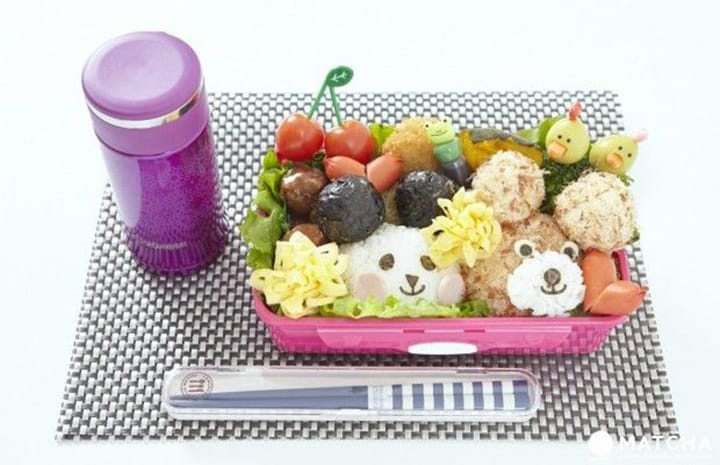 Fun, Colorful and Delicious: Japanese Bento Boxes