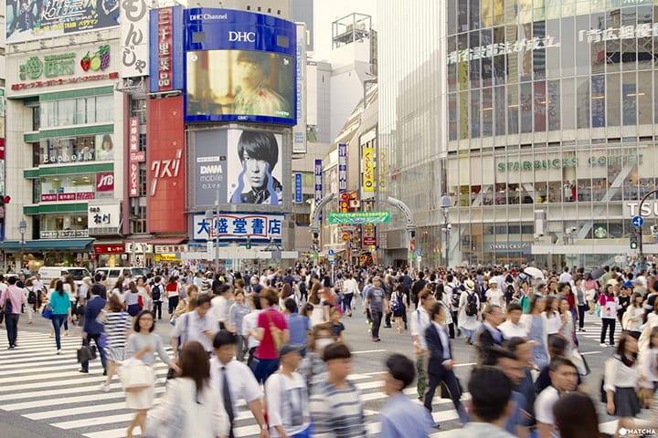 澀谷100%導覽!抹茶帶你暢遊澀谷24個人氣景點