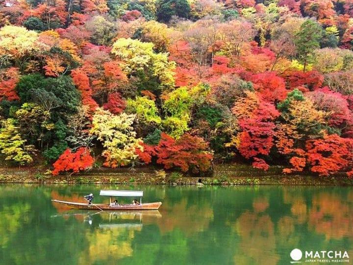 2018到日本追楓!紅葉前線與景點總整理