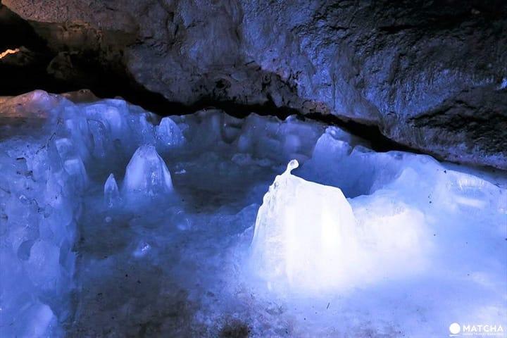 【富士山】探遊涼爽的天然冰箱「富岳風穴」