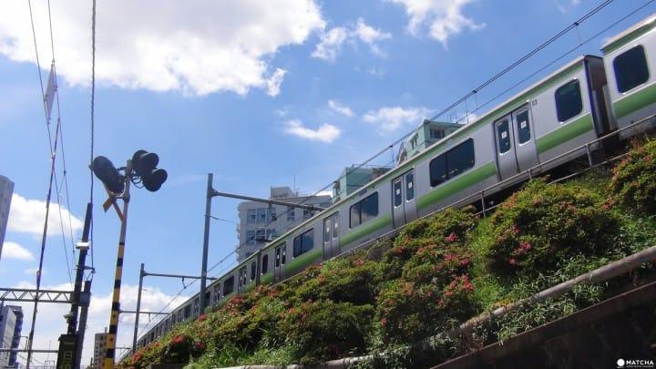 搭上山手线一圈玩遍东京!(东京站往上篇)