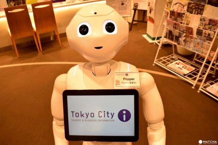 直通東京站的諮詢中心「東京city i」 提供多語日本旅遊諮詢服務!!