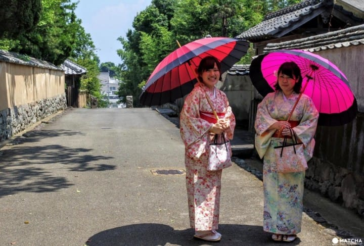 Visit Charming Kitsuki In Oita, The Town With Japan's Smallest Castle!