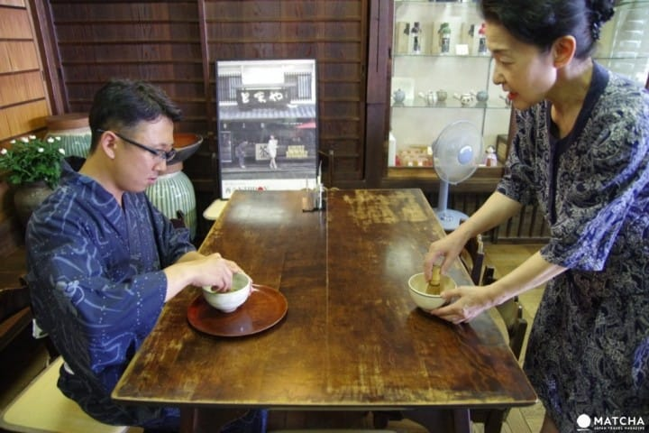 Learn about Japan's Tea Culture at Ochadokoro Tomaya in Kitsuki, Oita