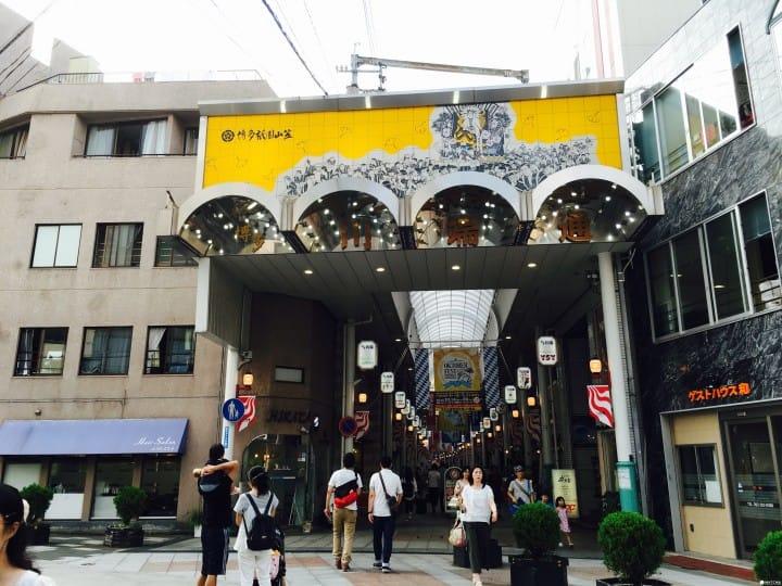 【福冈博多】贴近在地人生活的中洲川端商店街