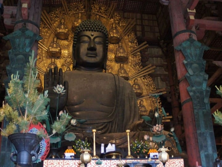 10 Places To Visit In Nara, The Ancient Capital Of Japan