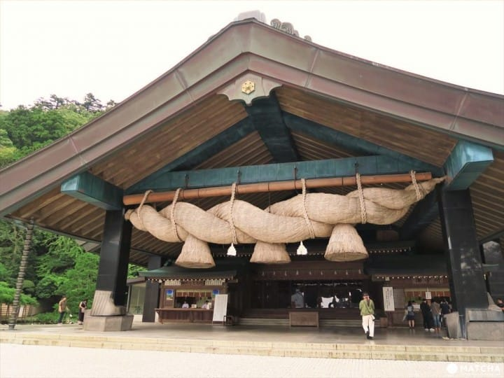 神々が集まるという日本有数のパ...