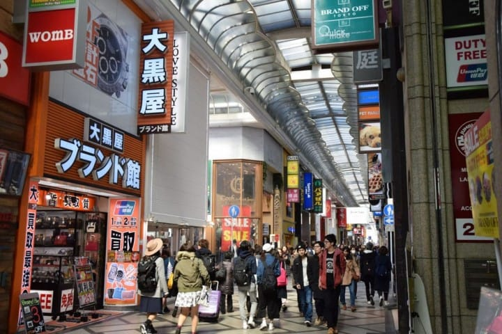 11 Recommended Shopping Spots To Visit When You're In Osaka