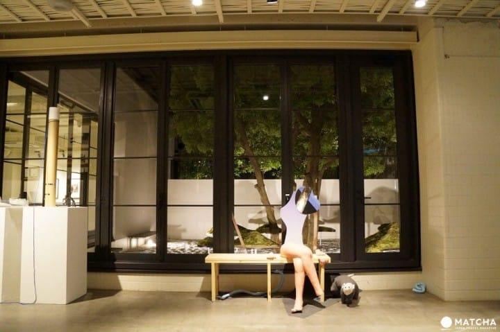 HOTEL ANTEROOM KYOTO, Penginapan Berkonsep Seni dan Budaya Jepang