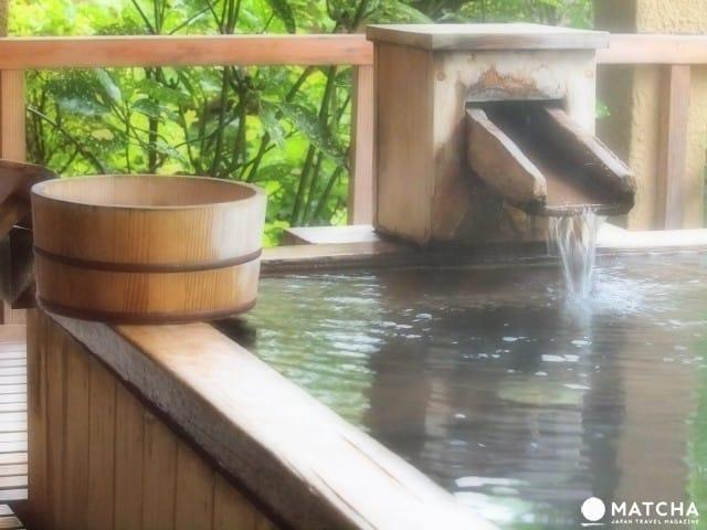 日本小百科「露天風呂」