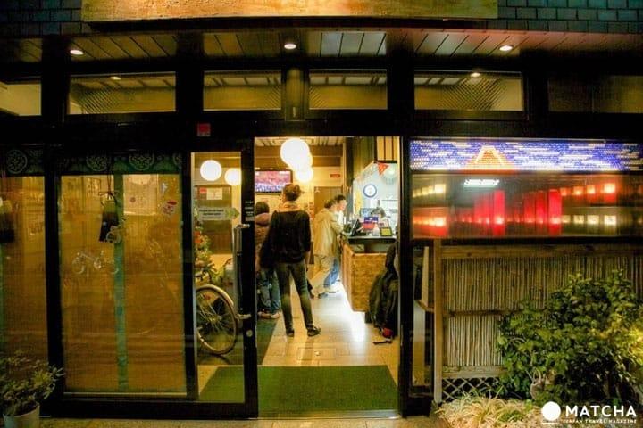 ที่พักราคาถูกในญี่ปุ่น