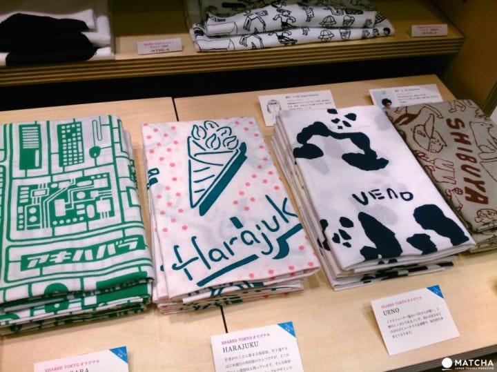 想找有個性的土產?來東京車站的「SHARED TOKYO」看看!