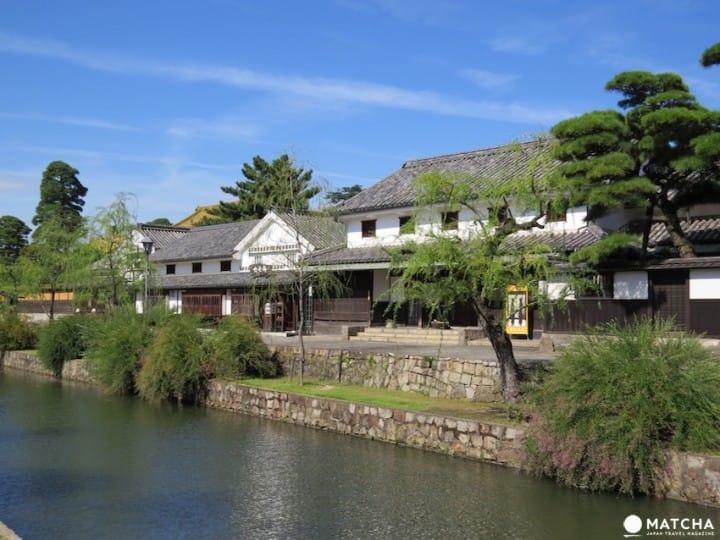 岡山・倉敷の観光ガイド保存版。エリア説明、観光スポット、グルメ、イベントなどまとめ