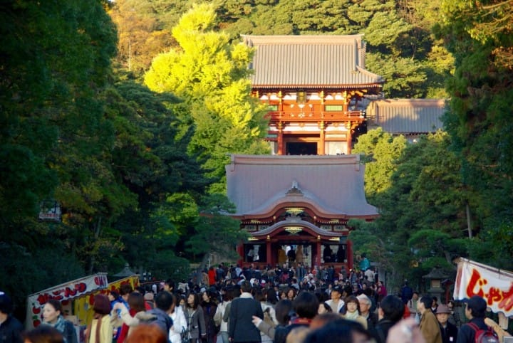 Kamakura Area Guide - Transportation And 10 Places To Visit