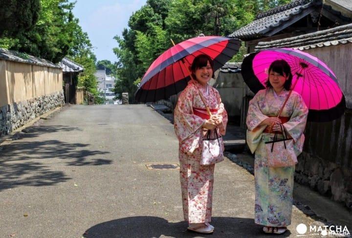 """กิจกรรมแสนสนุกในเมืองคิทสึกิ จ.โออิตะที่มี """"ปราสาทคิทสึกิ"""" ที่เล็กที่สุดในญี่ปุ่น"""