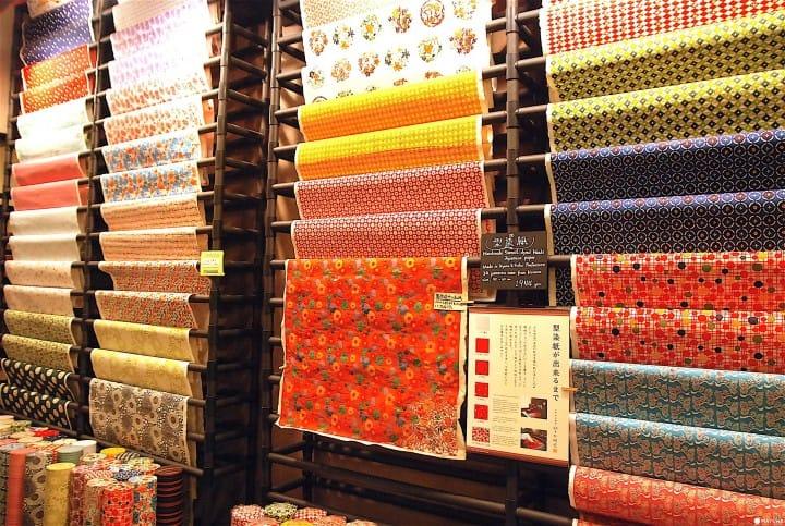 【京都】百年製紙的和雜貨 鈴木松風堂