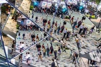 通往單人旅行天國東京的13道階梯