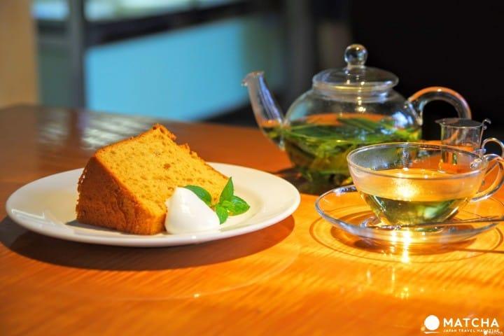 由布院療癒空間「Tea Room Nicol」美食 3+1
