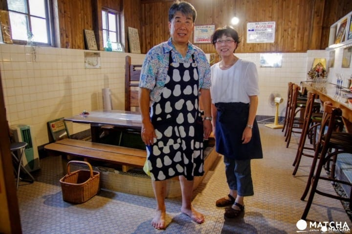 Lunch in a Public Bath? Art Space and Cafe Ōkura Shimizuyu in Taketa
