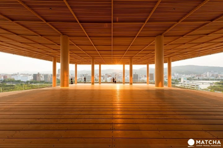 Orizuru Tower: Enjoy The View Over Hiroshima From A Peace-Themed Tower