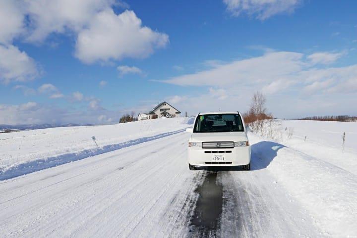 「北海道」雪地駕車須知十大要領