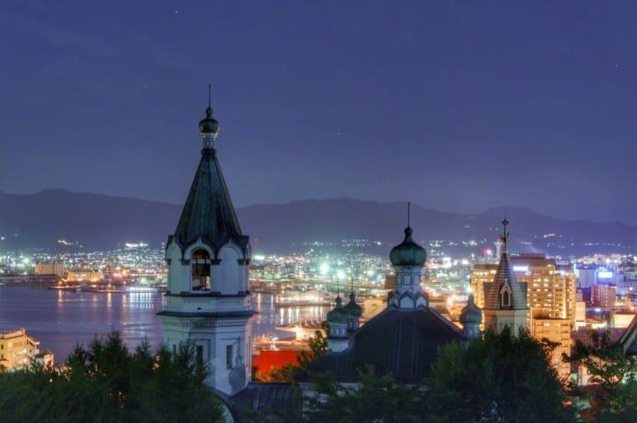 Hakodate Sightseeing Guide - Transportation, Areas and Souvenirs