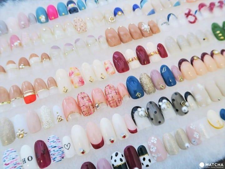 Shibuya Espoir Try Gel Nails And Eyelash Extensions At A Beauty
