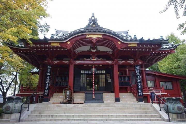 Its Symbol Is A Daikon Radish?! Asakusa's Matsuchiyama Shoden Temple
