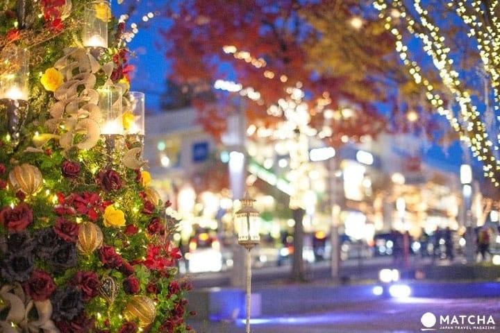 來日本度過一個特別的聖誕節吧! 欣賞聖誕燈飾、室外溜冰刀